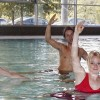 Poolates® is a cross-training challenge adding the resistance and movement of water
